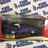 Revell 1:24 Scale Die Cast Metal Porsche Gemballa Cyrrus Replica Vintage Classic Sports Car