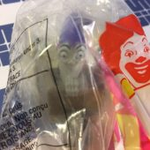 Walt Disney Pictures' The Emperor's New Groove McDonald's Happy Meal YZMA Launch Toy (2000) – Eartha Kitt