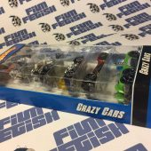 Hot Wheels Crazy Cars 5-Pack K6178 (2007)