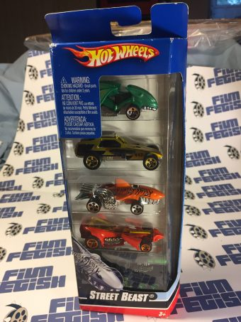 Hot Wheels Street Beast 5-Pack L9965 (2007)