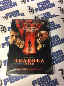Wes Craven Presents Dracula 2000 – DVD