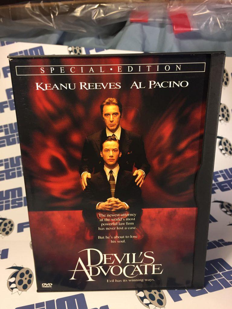 Devil's Advocate Special Edition DVD