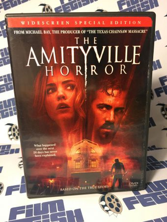 The Amityville Horror Widescreen Special Edition DVD