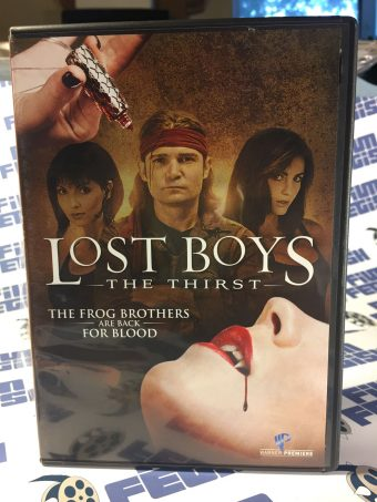 Lost Boys: The Thirst DVD
