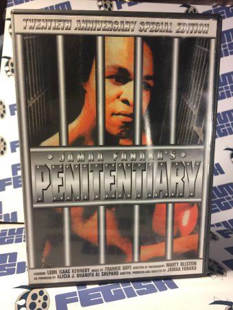 Penitentiary Twentieth Anniversary Special Edition DVD (2003)
