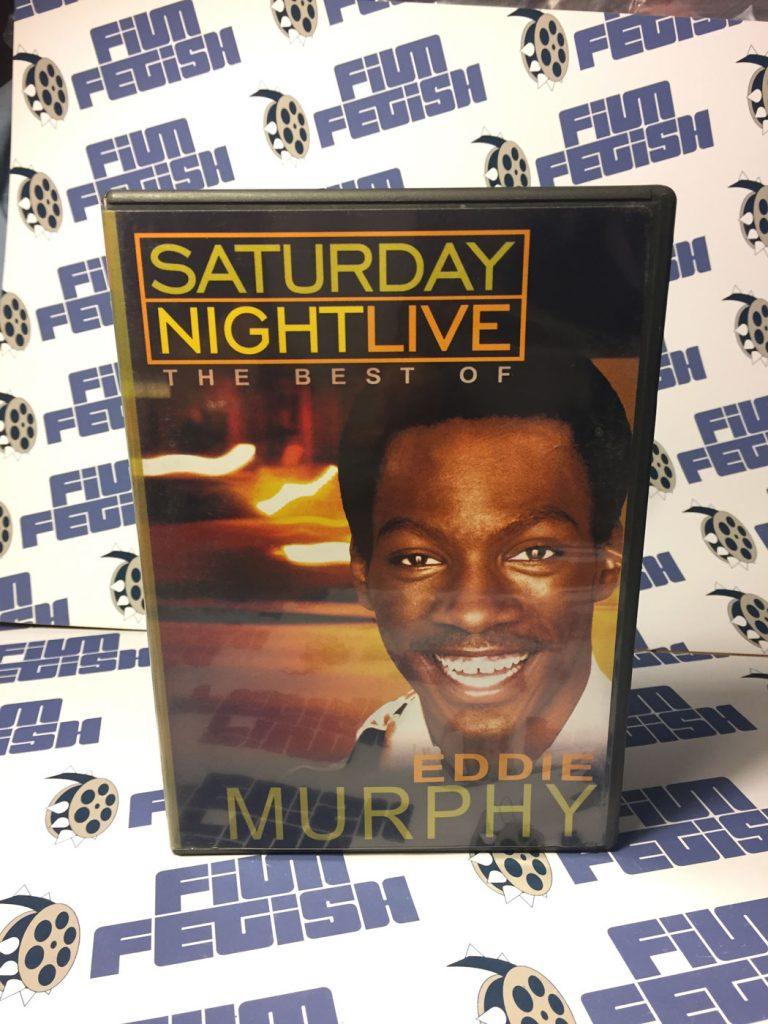 Saturday Night Live Best of Eddie Murphy DVD