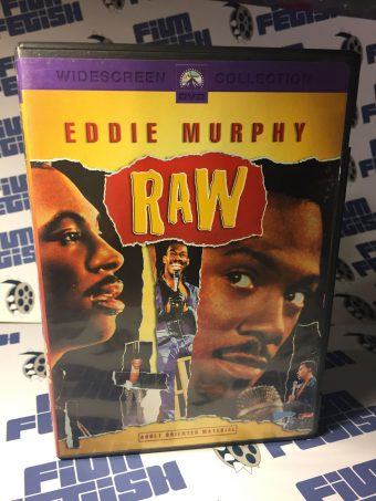 Eddie Murphy Raw Widescreen Collection DVD (2004)