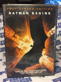 Batman Begins Full Screen Edition DVD