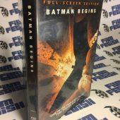 Batman Begins Full Screen Edition DVD