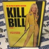 Quentin Tarantino's Kill Bill Volume 1 DVD