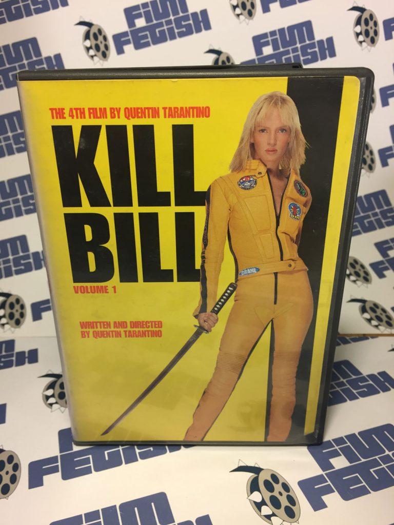Quentin Tarantino's Kill Bill Volume 1 DVD