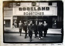 The Mighty Mighty Bosstones Outside Roseland Ballroom 36 x 24 inch Music Concert Poster