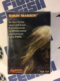Sealed Magic the Gathering Sorin Markov Ready-to-Play 30-Card Deck and Quick Start Guide