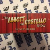 The Abbott and Costello Show: Complete Series Restored and Re-Mastered (2010)