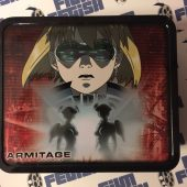 Armitage: Dual-Matrix Limited Edition Metal Lunch Box, DVD and McFarlane Variant Figurine Set #13368/15000