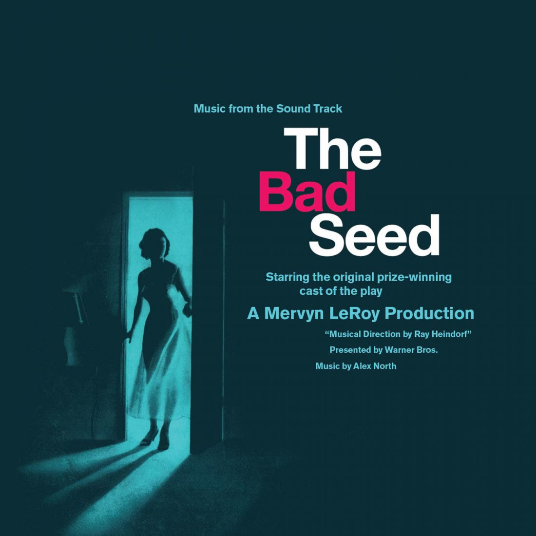 The Bad Seed: Music from the Soundtrack by Alex North – Limited Edition