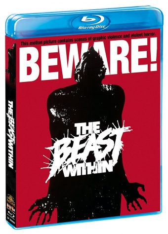 The Beast Within Special Edition Blu-ray