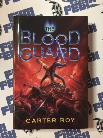 The Blood Guard – Carter Roy (2014)