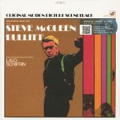 Steve McQueen Bullitt Original Motion Picture Soundtrack 180-Gram Vinyl Album