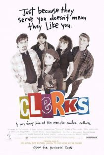 Kevin Smith's Clerks 24 x 36 inch Movie Poster