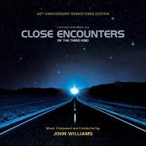 Close Encounters of the Third Kind 40th Anniversary John Williams Music Soundtrack – Limited Edition Set