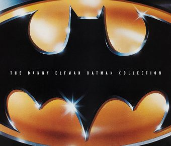 The Danny Elfman Limited Edition Batman Collection 4-Disc Set