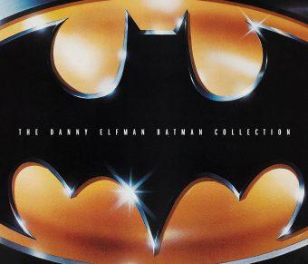 The Danny Elfman Limited Edition Batman Collection 4-Disc Set