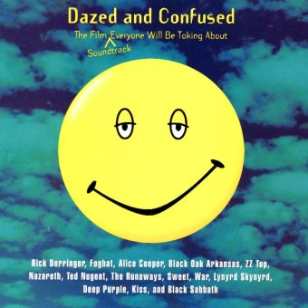 Dazed and Confused Original Soundtrack Album Music CD