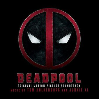 Deadpool Motion Picture Original Soundtrack CD