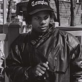 Eazy-E N.W.A. Rapper 24 X 36 inch Poster