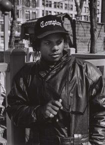 Eazy-E N.W.A. Rapper 24 X 36 inch Poster