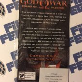 God of War: Chains of Olympus Collector's Item Omega Pendant Necklace (2007)