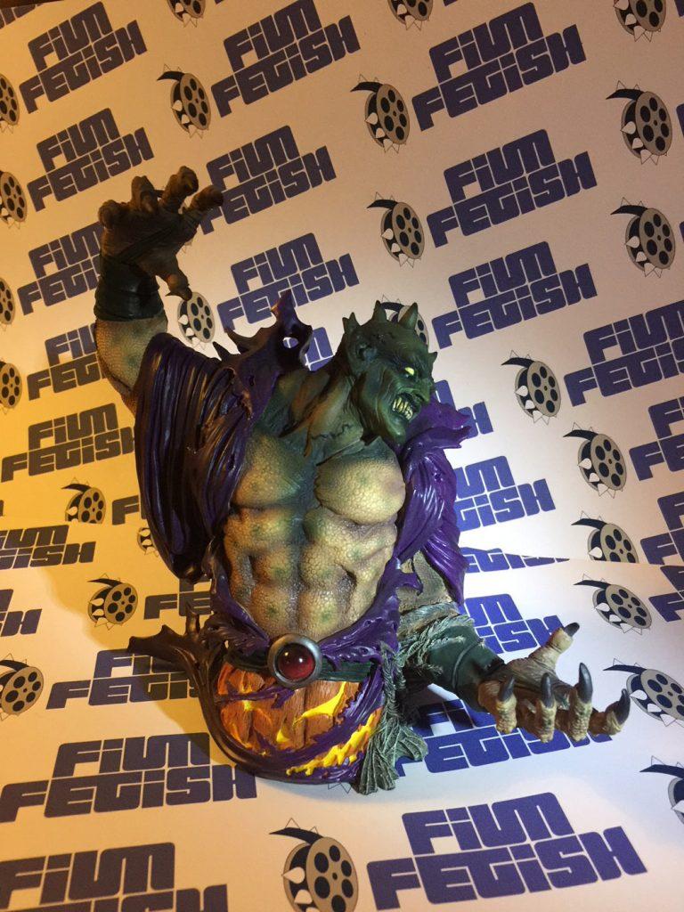Green Goblin Ultimate Spider-Man Bust Diamond Select Marvel Comics Toys (2000)