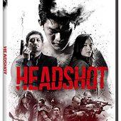 Headshot DVD Edition with Iko Uwais