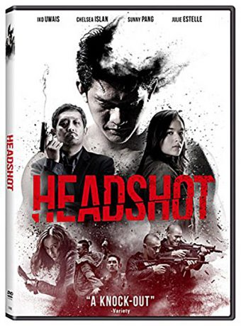 Headshot DVD Edition with Iko Uwais