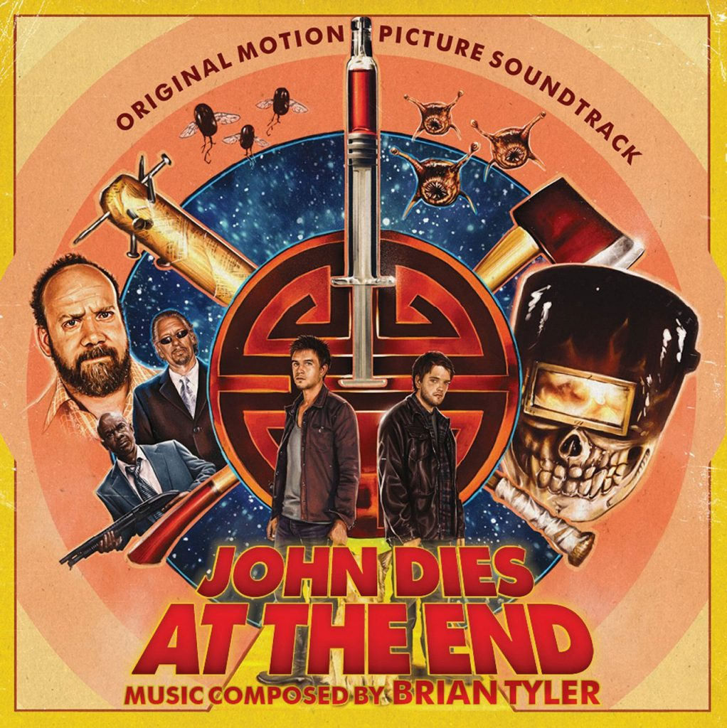 Don Coscarelli's John Dies at the End Limited Edition Original Motion Picture Soundtrack CD – Music Composed by Brian Tyler