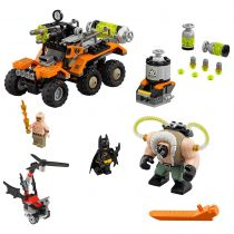 The LEGO Batman Movie Bane Toxic Truck Attack 70914 Building Kit
