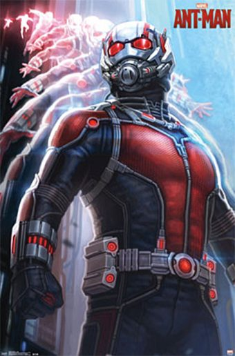 Marvel's Ant-Man 22 x 34 inch Movie Poster