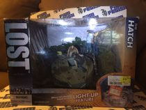 Lost The Hatch Box Set Diorama Toy (2006)