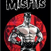 Misfits 25th Anniversary Music Poster