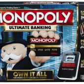 NEW SEALED Monopoly Ultimate Banking Edition