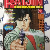 Raijin Comics Issue 0 – Authentic Japanese Manga – City Hunter
