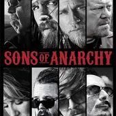 Sons of Anarchy Samcro 24 x 36 inch Television Series Poster