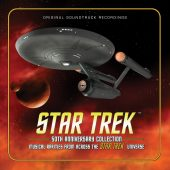 Star Trek 50th Anniversary Collection 4-Disc CD Set – Musical Rarities From Across the Star Trek Universe