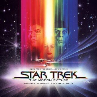 Star Trek: The Motion Picture – 3-Disc Limited Edition Music from the Original Soundtrack Composed and Conducted by Jerry Goldsmith