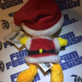 Tweety Santa Bean Bag 8 inch Plush Doll Looney Tunes (1998)