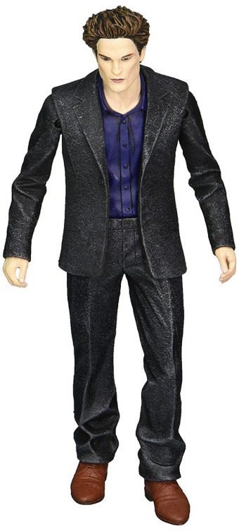 The Twilight Saga: New Moon Edward Cullen 7 inch Action Figure