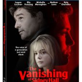 New trailer and cover art for thriller The Vanishing of Sidney Hall released
