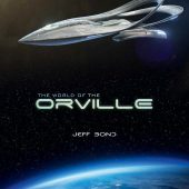 The World of the Orville TV Series Companion Art Book (2018)