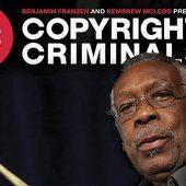 Win one of 3 copies of hip hop documentary Copyright Criminals + 24 downloadable break beats